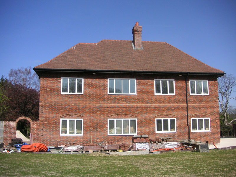 New Builds In Westerham